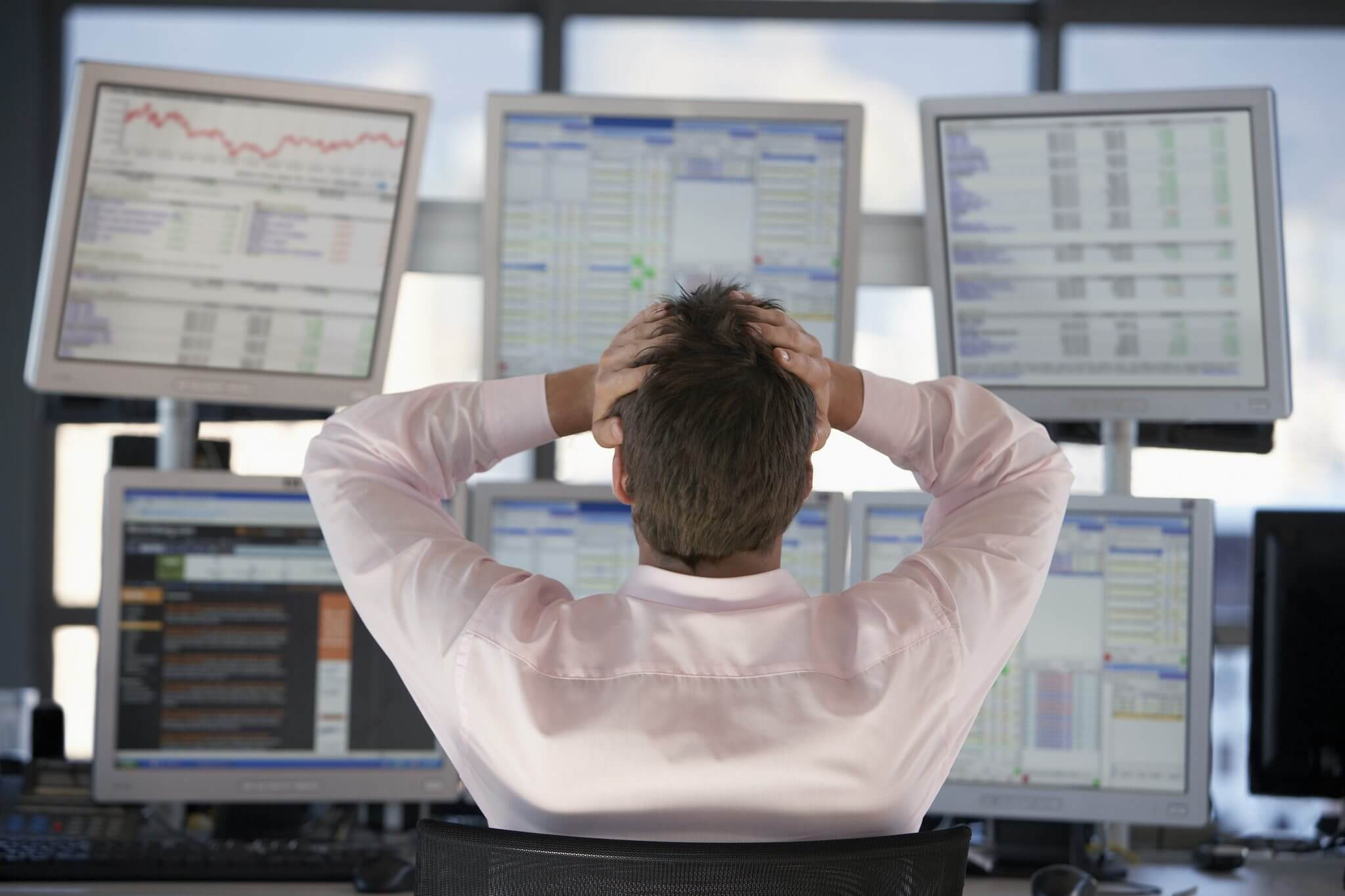 Why Reading the Market News Makes You a Sucker!