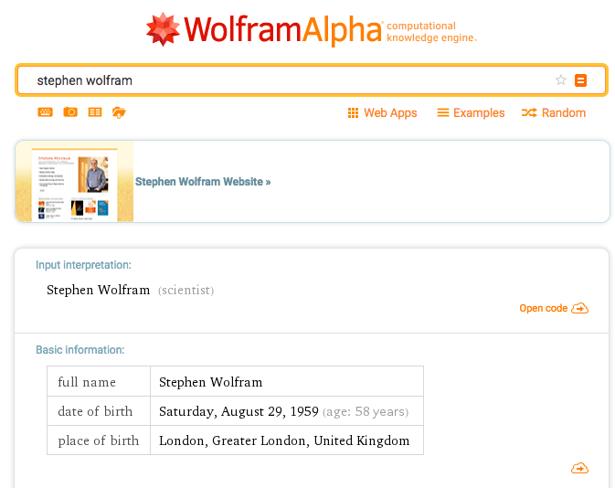 Wolfram Alpha The Physicist Turned A Successful Entrepreneur