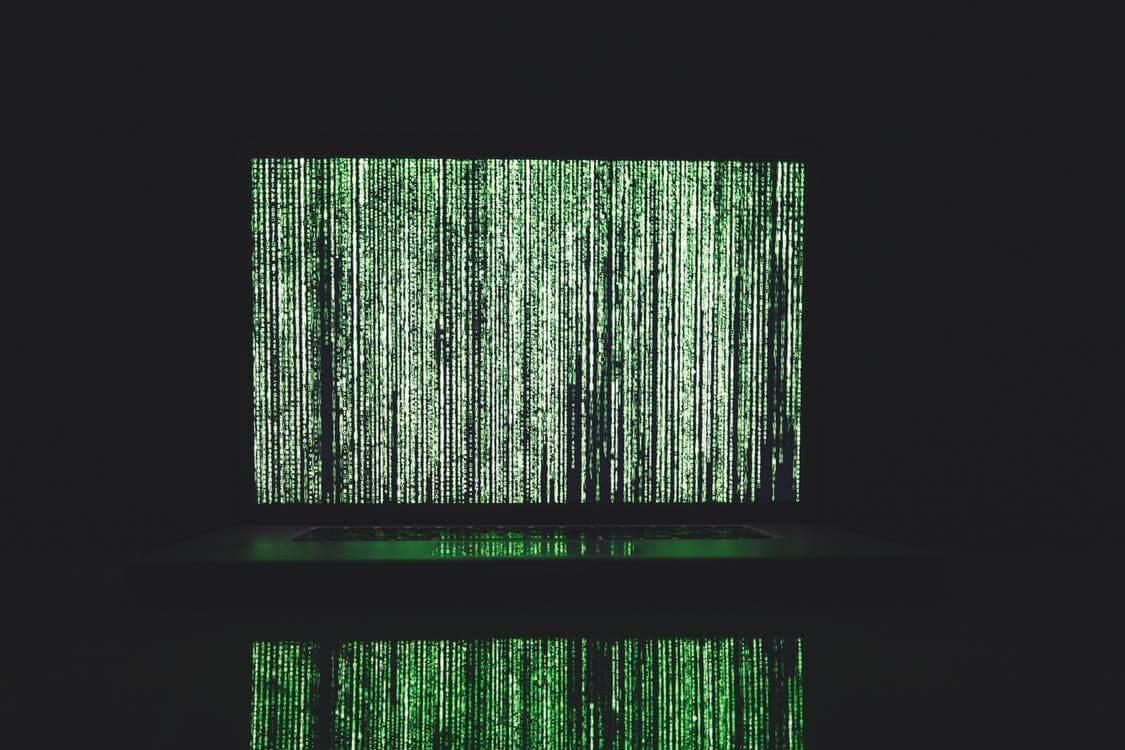 byte of data