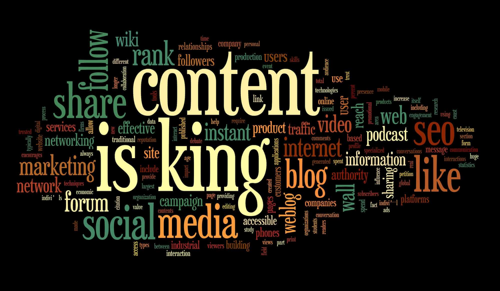 is-content-king
