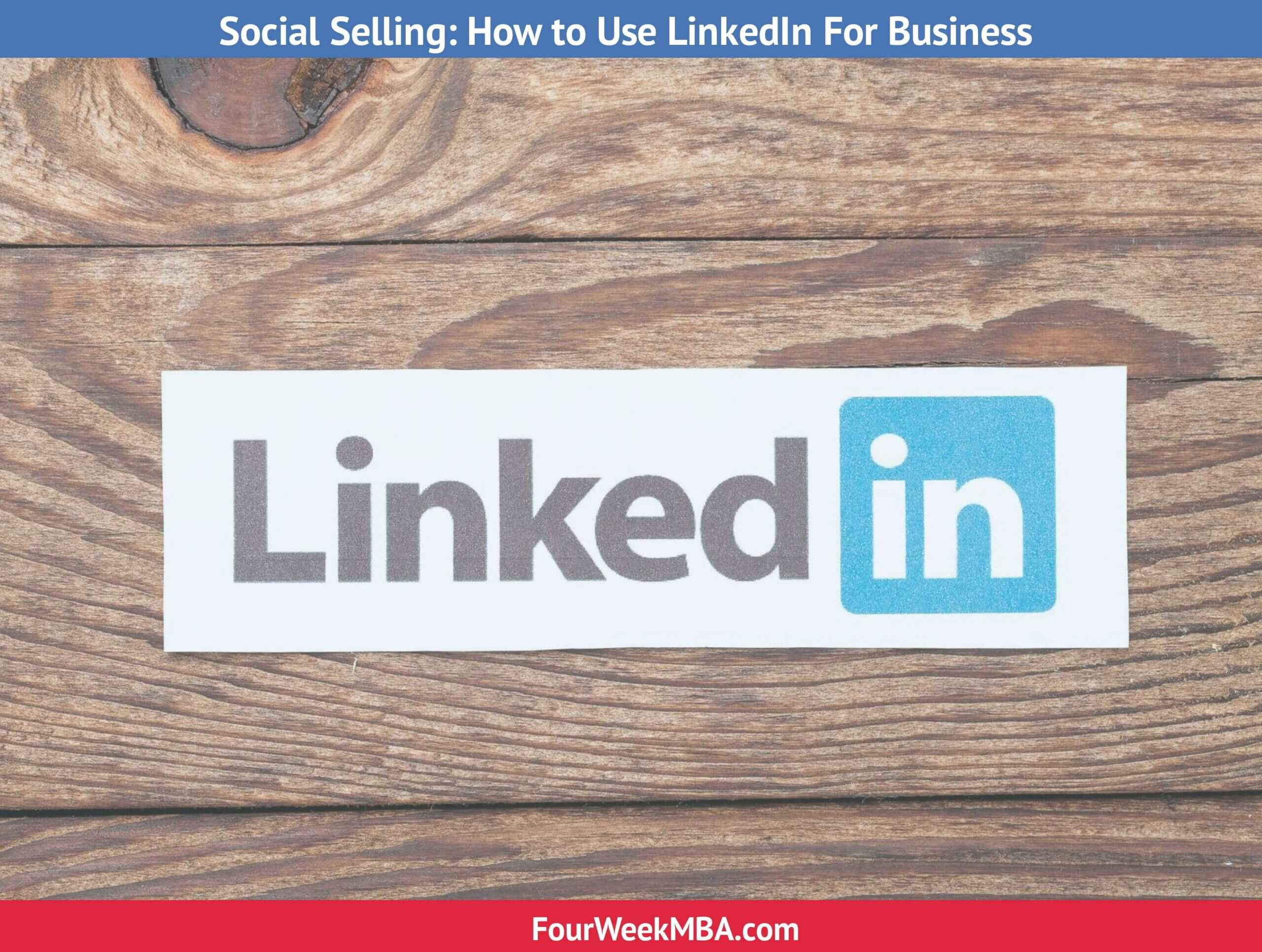Social Selling: How to Use Social Selling To Grow Your Business