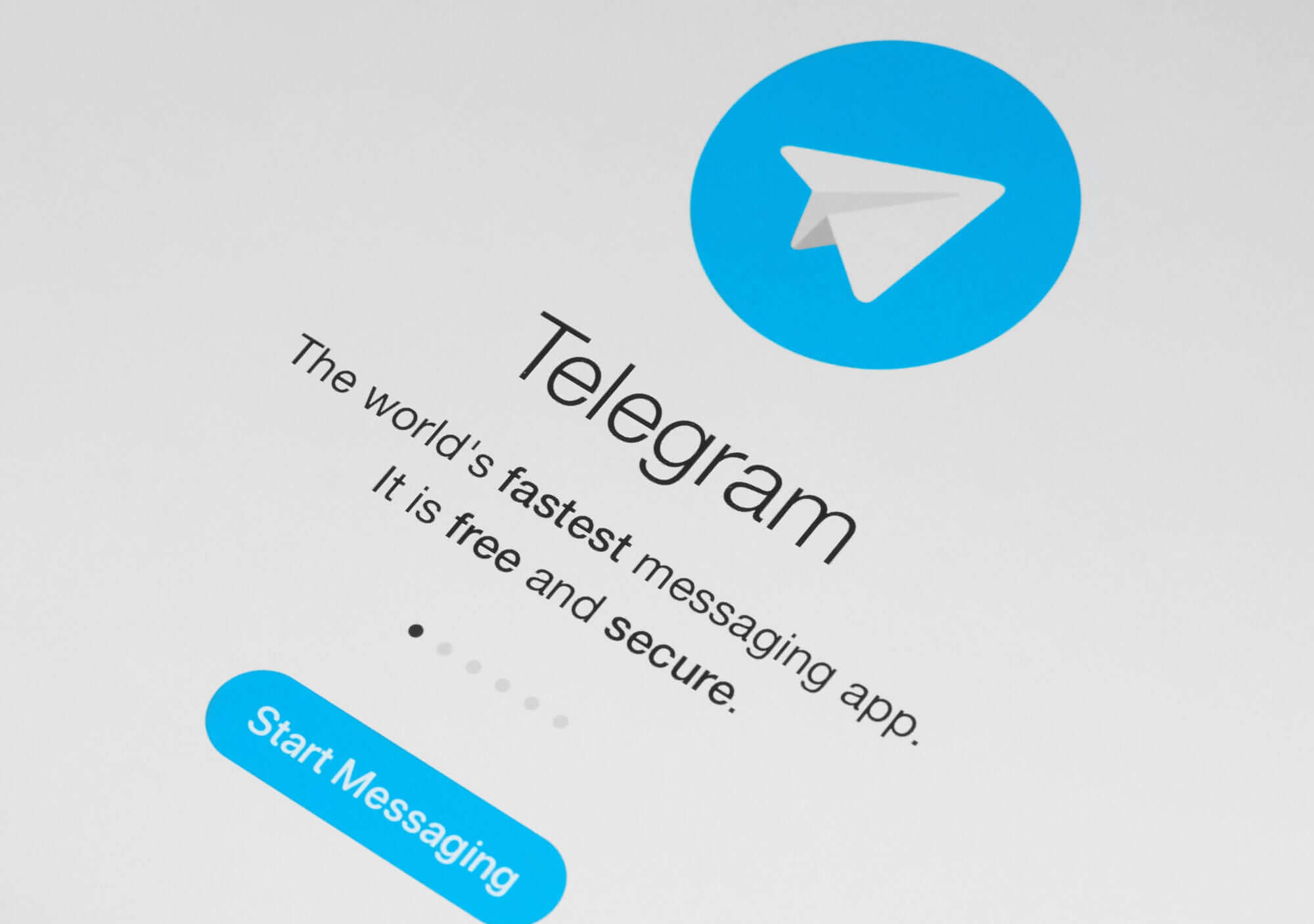 telegram-business-model