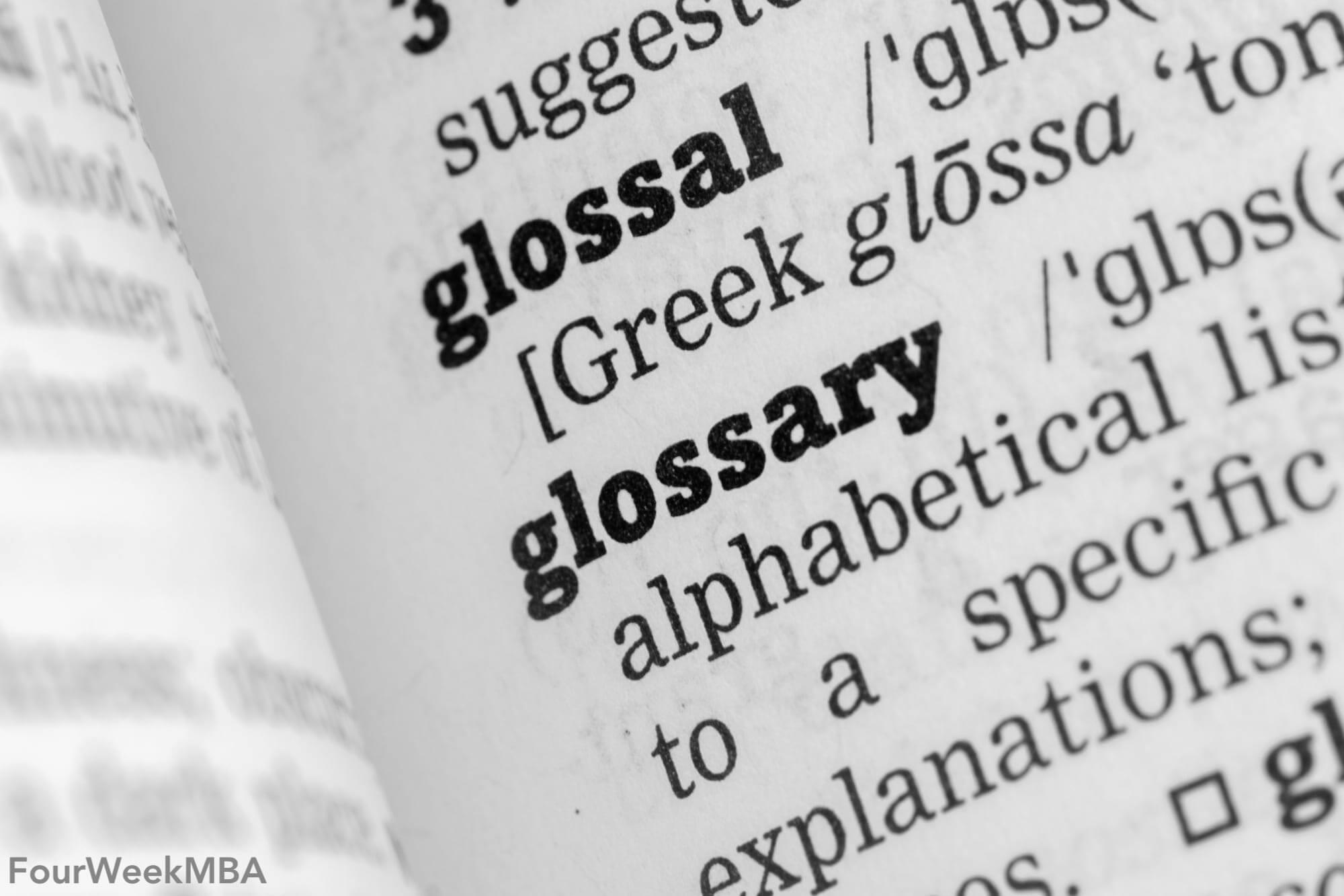 glossary-startup