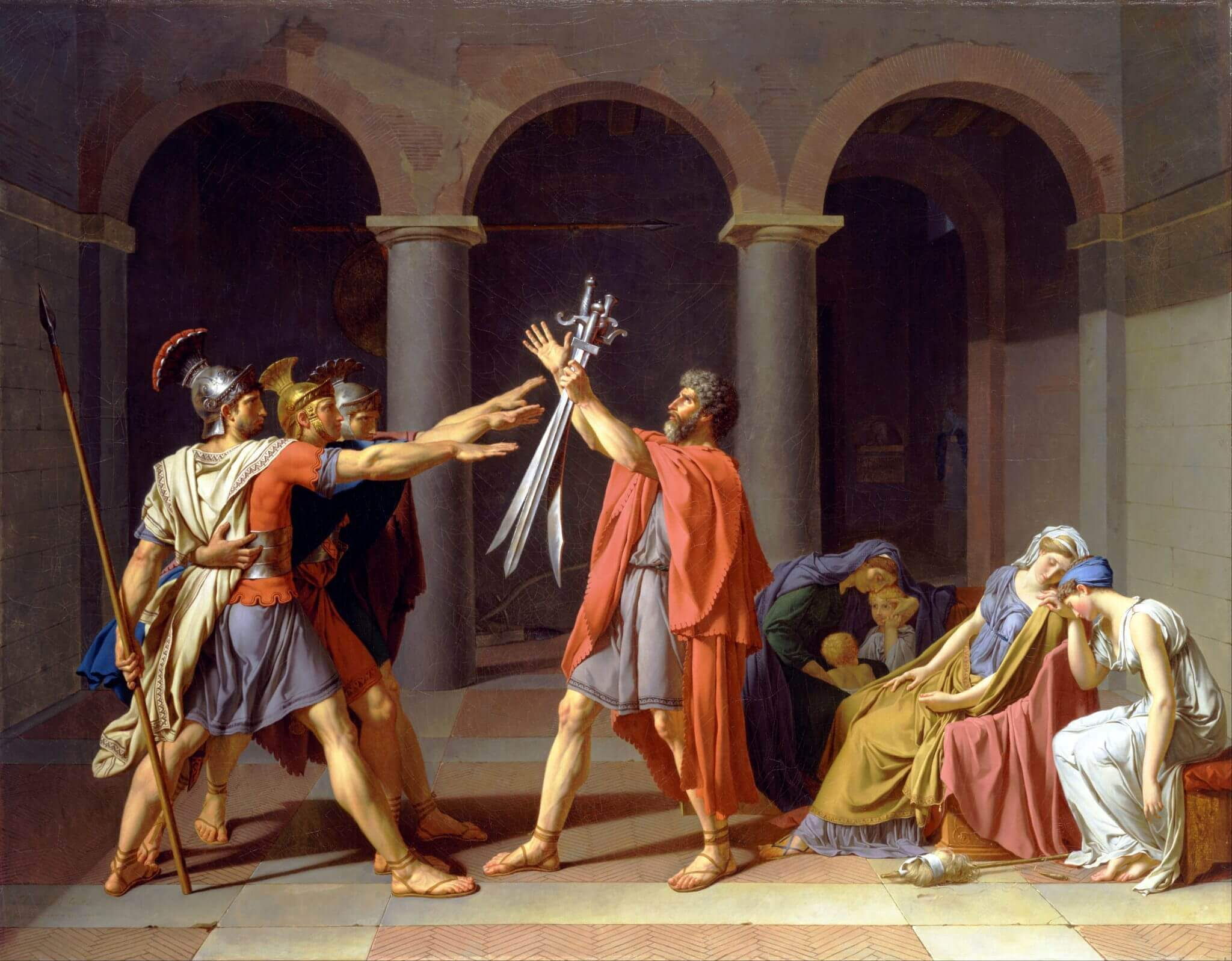 What French painter Jacques-Louis David can teach you about marketing